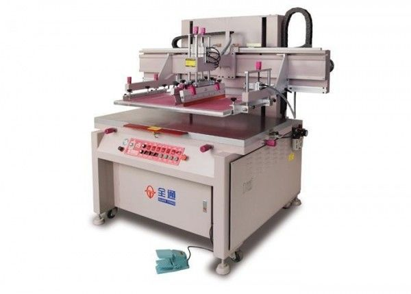 Touch Panel Screen Printing Machine